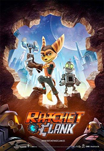 Ratchet Clank Blu-Ray [Blu-ray]: Amazon.es: Animación ...