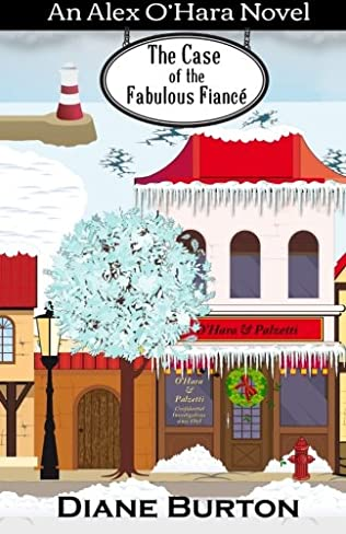 book cover of The Case of the Fabulous Fiance