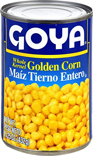 Goya Foods Whole Kernel Corn, 15.25 Ounce (Pack of 24) by Goya (Image #4)