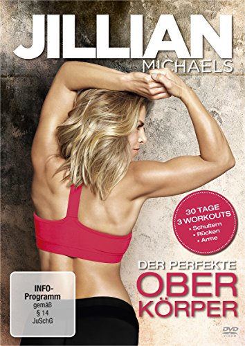 Jillian Michaels - Der perfekte Oberkörper [Alemania] [DVD]