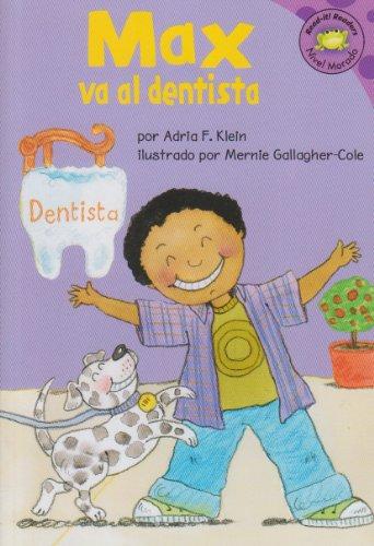 Libro : Max Va Al Dentista (read-it! Readers En Español:...