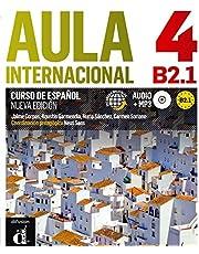 Aula Internacional: 4 B2.1 Libro del alumno + CD: Nueva edicion
