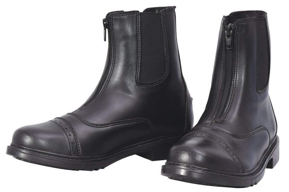 TuffRider Ladies Starter Front Zip Paddock Boots 3042-11810