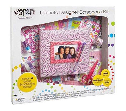 Espari Ultimate Designer Scrapbook Kit
