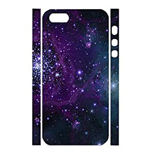 Fancy Cool Antiproof Star Sky Pattern Phone Accessories Shell for Iphone 5 5S Case