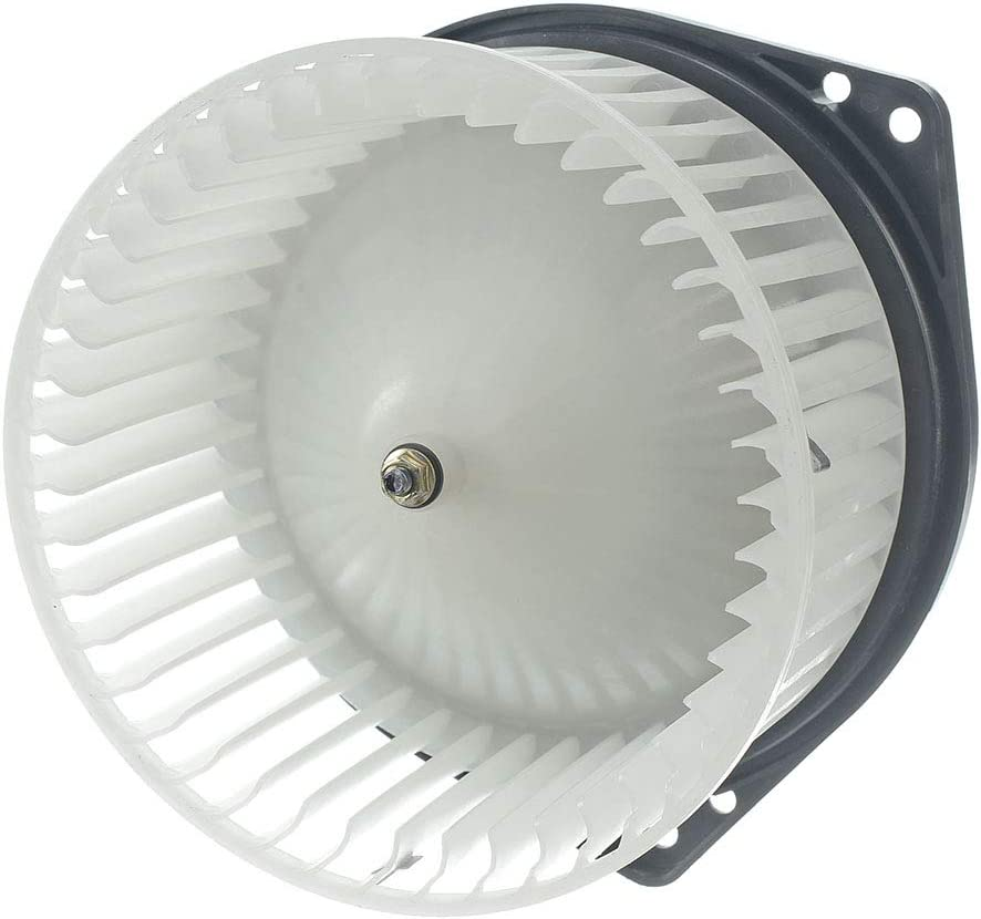 A-Premium Heater Blower Motor with Fan Cage Replacement for Mitsubishi Lancer 2002-2007 Outlander 2003-2006