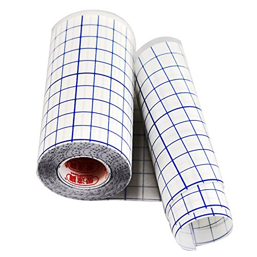 3.9inchx11yd Waterproof Transparent Adhesive Wound Dressing Medical Fixation Tape Bandage