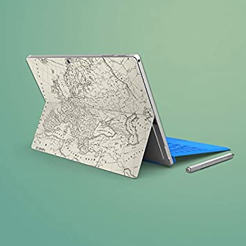 Lovedecalhome surface pro 4 decal sticker protective back sticker skin decal cover for microsoft surface