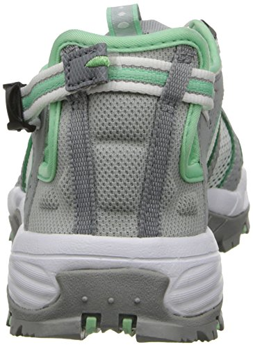 Salomon Techamphibian 3 - Zapatillas Mujer Gris (light onix/white/lucite green)