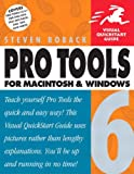 Pro Tools 6 for Macintosh and Windows, Steven Roback, 0321213157