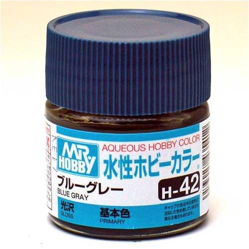 水性ホビーカラー H42 ブルーグレー