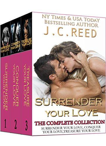 Surrender Your Love Trilogy Treasure ebook product image