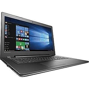 "Lenovo IdeaPad 300 17.3"" HD+ Flagship Laptop, Intel Core i5-6200U, 8GB DDR3L, 1TB HDD, 802.11ac, Bluetooth, Webcam, HDMI, DVD-RW, Win 10 - Black"