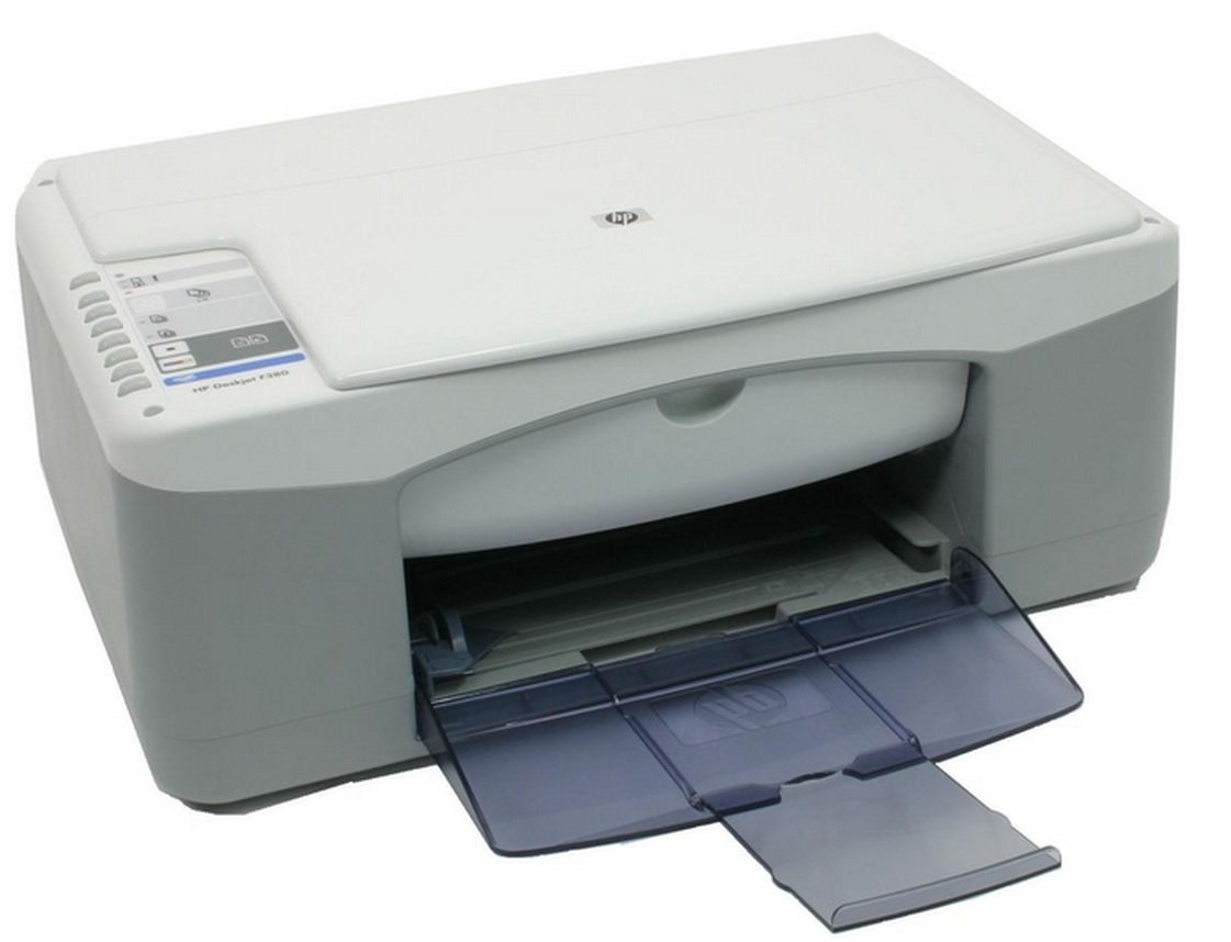 HP Deskjet F380 All-in-One Printer - Impresora multifunción ...