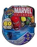mighty beanz marvel - Mighty Beanz 2010 Marvel Starter Pack Set 4 Beanz