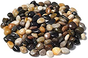 Save 20% on decorative stone pebbles