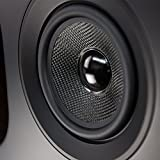 """Fluance Fi70 Three-Way Wireless High Fidelity Music System with Powerful Amplifier & Dual 8"""" Subwoofers"""