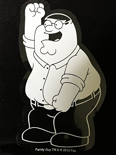 Family Guy Peter Griffin Silly Dance Auto/Window Decal Sticker - Officially Licensed