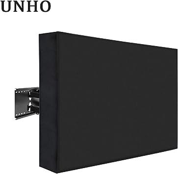 UNHO Funda para TV Pantalla LED LCD de 36-38 Pulgadas Exterior ...