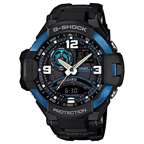 Casio G Shock Gravitymaster Compass Black