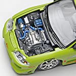 Revell/Monogram 1/25 Fast & Furious Brian's Mitsubishi Eclipse Model Kit from MMD Holdings, LLC