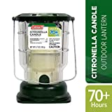 Coleman 70+ Hour Outdoor Citronella Candle Lantern - 6.7 oz
