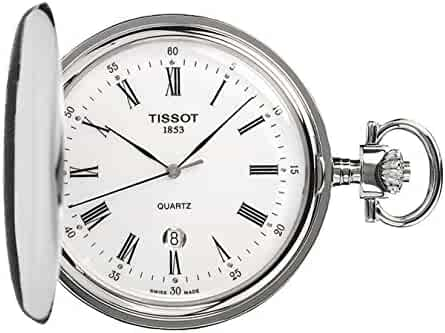Tissot Unisex Savonnette - T83655313 White One Size