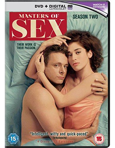 Masters Of Sex - Season 2 [DVD] (Masters Of Sex Season Two)