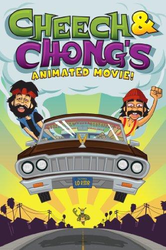 Cheech & Chong's Animated Movie Blu-ray