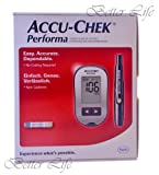 Accu Chek Performa Glucometer Kit with 110 Test