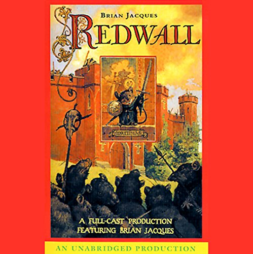 Redwall: Redwall, Book 1 cover