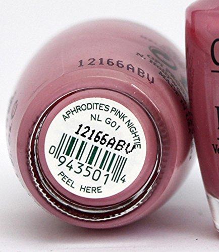 Aphrodites Pink Nightie (Aphrodites Pink Nightie)