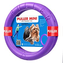 COLLAR Puller Training Ring for Dogs, Mini, Set of 2