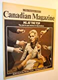 img - for The Canadian Magazine, March 17, 1973 - The Plot to Put Women in Big Business / Denis Potvin Feature book / textbook / text book