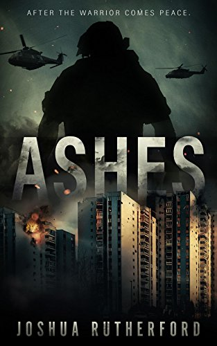 Ashes by [Rutherford, Joshua]