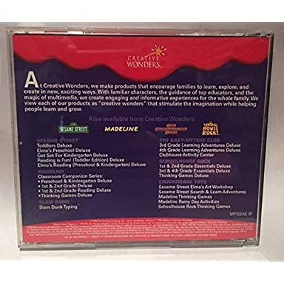 madeline thinking games, user's guide cd game: Toys & Games