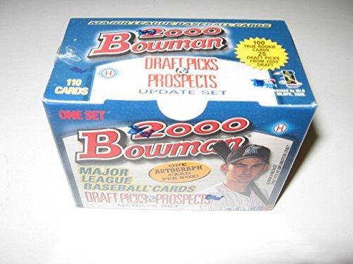 2000 Bowman Baseball Draft Picks & Prospects Factory Set (Hobby)