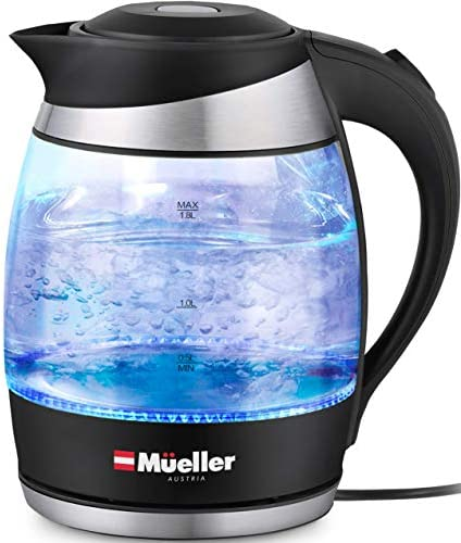 Mueller Premium 1500W Electric Kettle wi