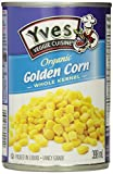 Yves Organic Whole Kernal Corn, 12-count