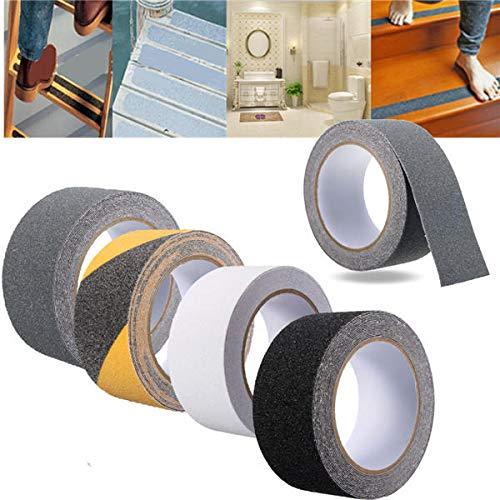 OKIl 5cm x 5m Anti Slip Adhesive Stickers Floor Safety Non Skid Tape