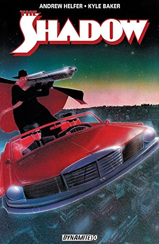 The Shadow Master Series #10 (Kyle Baker Shadow)