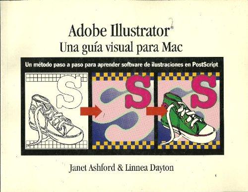 Adobe Illustrator Una Guia Visual Para Mac (Spanish Edition)