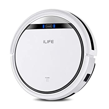 ILIFE V3s Robot Vacuum for Pet Hair