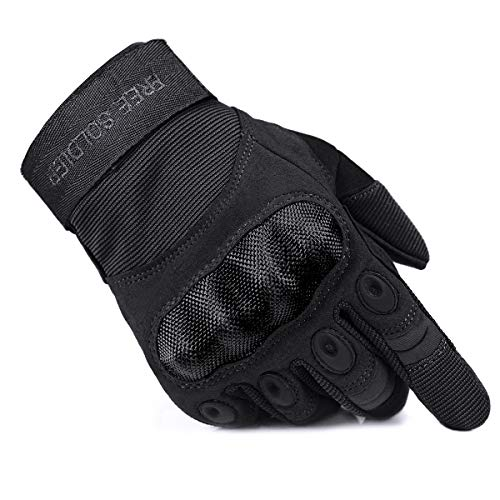 FREE SOLDIER Tactical Gloves for Men Mil...