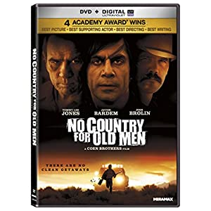 No Country For Old Men [DVD + Digital] (2014)