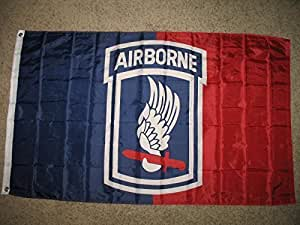 173Rd Airborne Flag 3X5 3'X5' Feet Army Division Banner (Licensed By Us Army) by FLAG DISTRIBUTOR