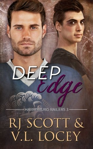 Books : Deep Edge (Harrisburg Railers) (Volume 3)