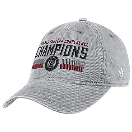 adidas Atlanta United FC 2018 Eastern Conference Champions Locker Room Hat Cap