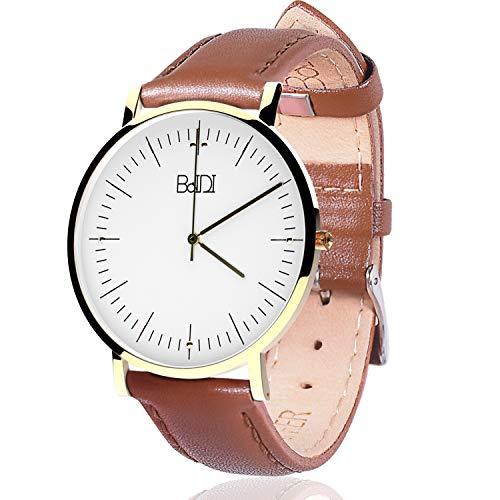 Wrist Watch, Women Quartz Watch with Second Hand, 20M Waterproof Watch Sports Fashion Gift