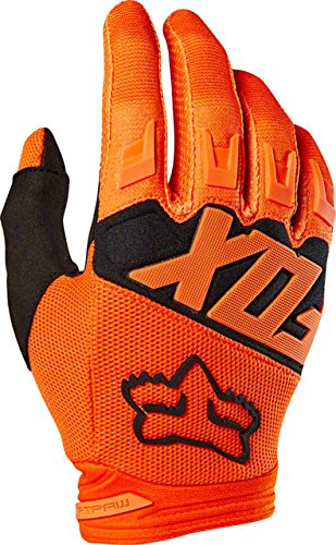 2018 Fox Racing Dirtpaw Race Gloves-Orange-L